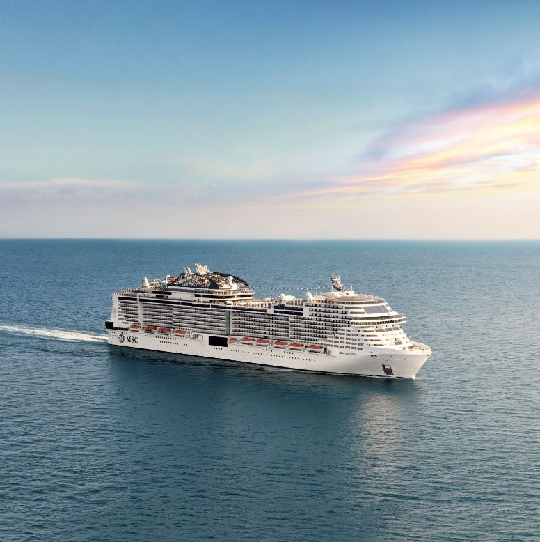 MSC Grandiosa, the countdown is on – CRUISE TO TRAVEL