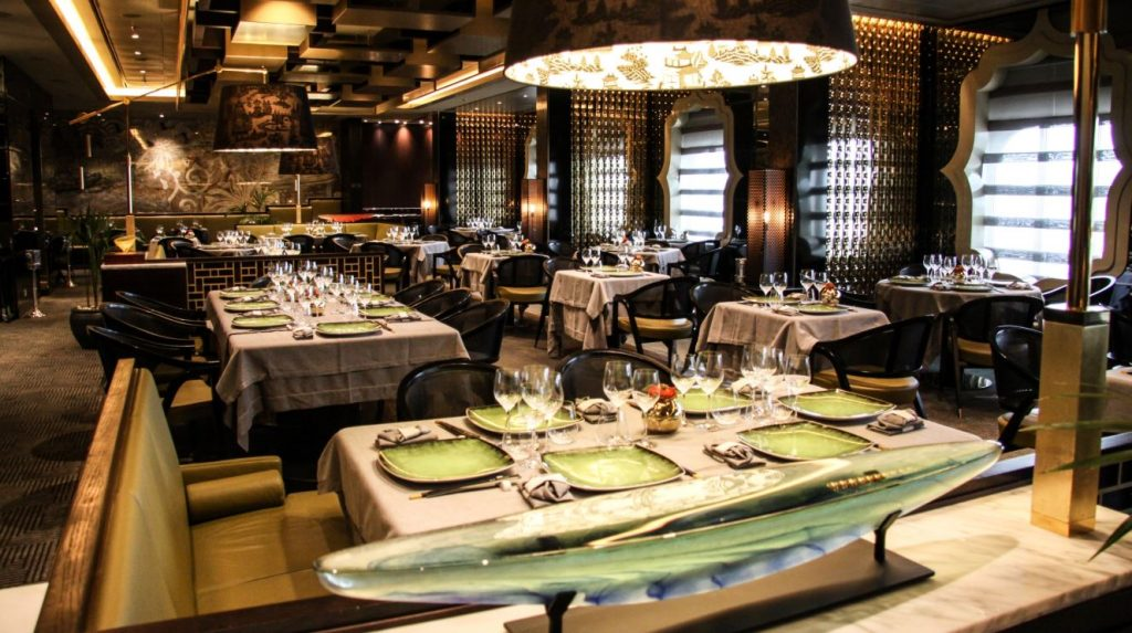Creating the perfect culinary experience with Regent Seven ...