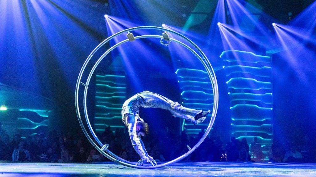 Sneak peak at Cirque du Soleil on MSC Grandiosa – CRUISE ...