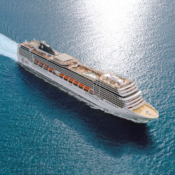 MSC Cruises returns to service in the Mediterranean ...