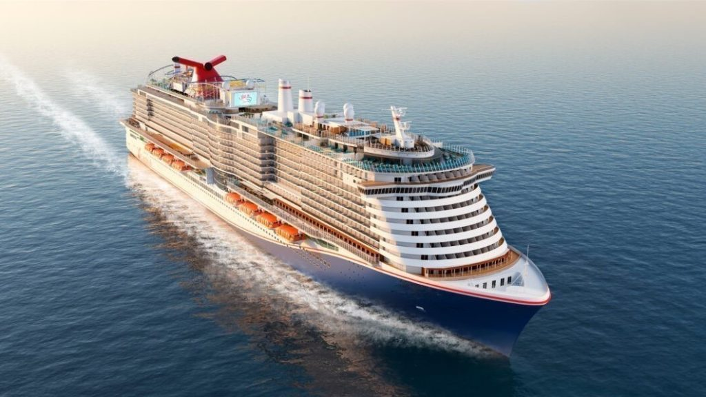 Carnival Cruise Line to name next ship Carnival Celebration – CRUISE TO  TRAVEL